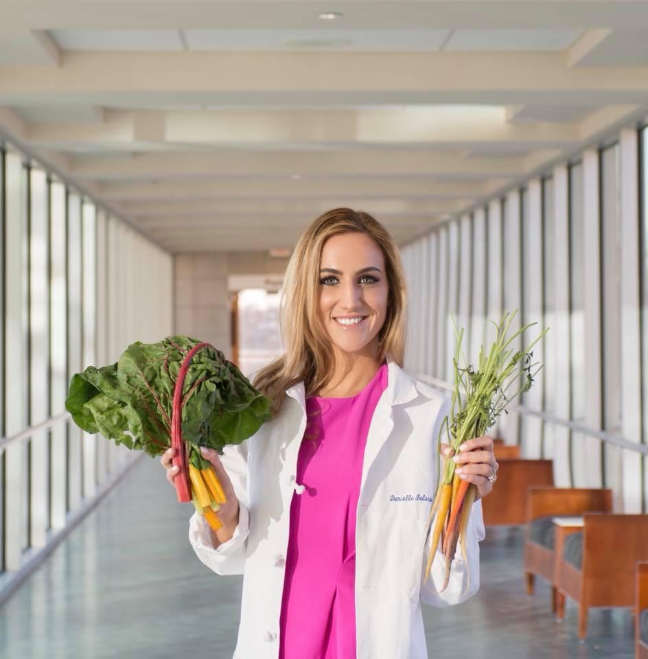 Dr. Danielle Belardo, M.D is a vegan doctor near you