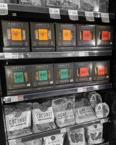 abbots butcher chickn chorizo ground beef lining store shelves