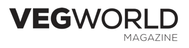 veg world magazine logo